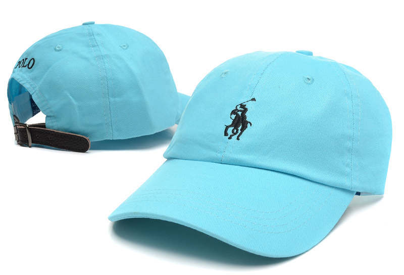 Polo Leather Strap Hat 92812e765d0