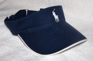 Polo Visor Hats
