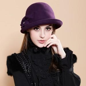 Purple Hat Ladies