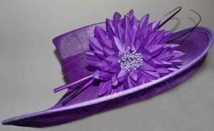 Purple Hats Ladies