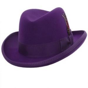 Purple Hats for Men