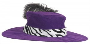 Purple Pimp Hat
