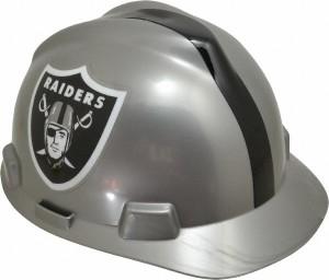 Raiders Hard Hat