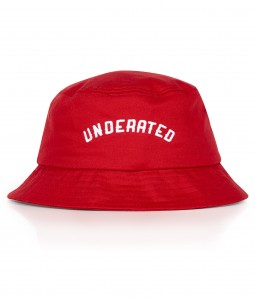 Red Bucket Hat Image
