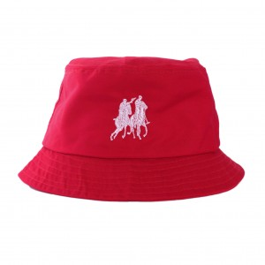 Red Bucket Hat Picture