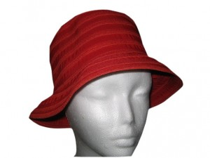 Red Bucket Hats Picture