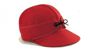 Red Hunting Hat