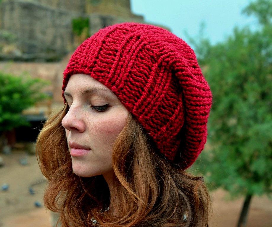Knitting Hats Tag Hats