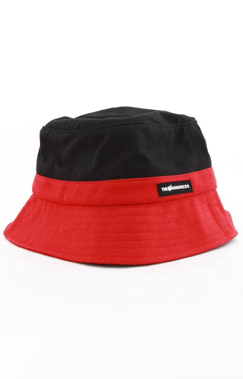 Red And Black Bucket Hat - Hat HD Image Ukjugs.Org 74c519dc63a