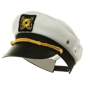 Sailor Captain Hat