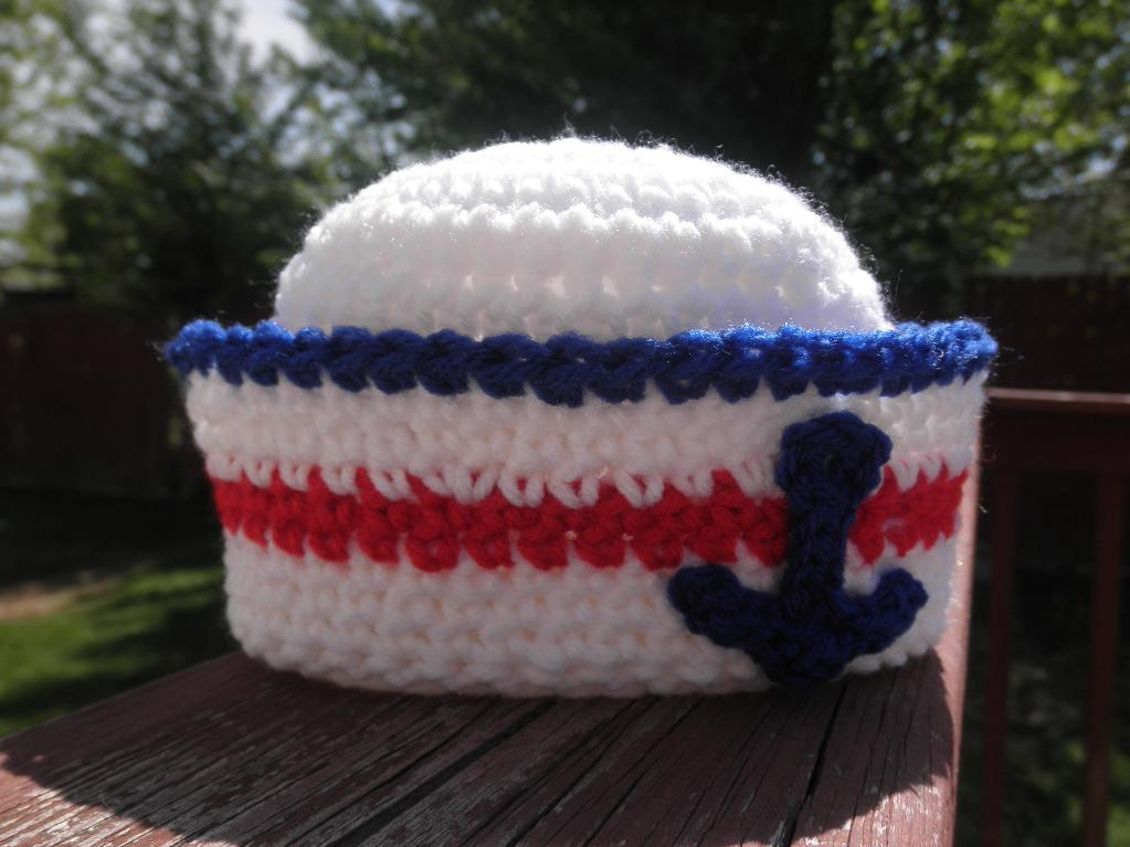 Crochet Pattern Sailor Hat : Sailors Hats ? Tag Hats