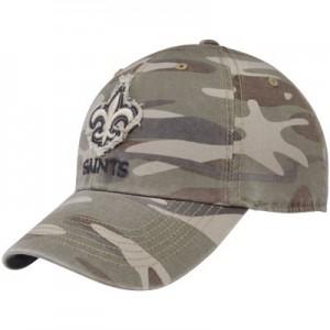 Saints Camo Hat