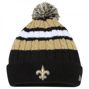 Saints Knit Hat
