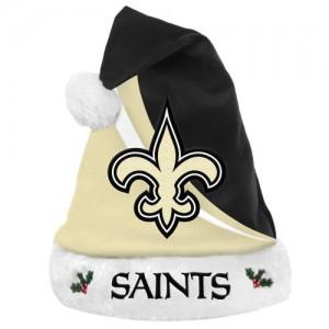 Saints Santa Hat