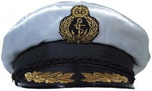 Ship Captain Hat