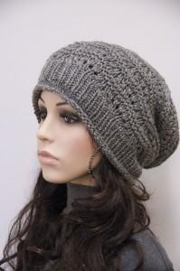 Slouch Hat Knit Pattern