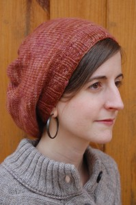 Slouch Hat Knitting Pattern