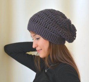 Slouchy Knit Hats