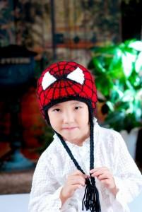 Spiderman Hat Toddler