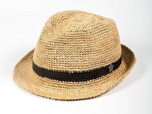 Straw Fedora Hat for Men