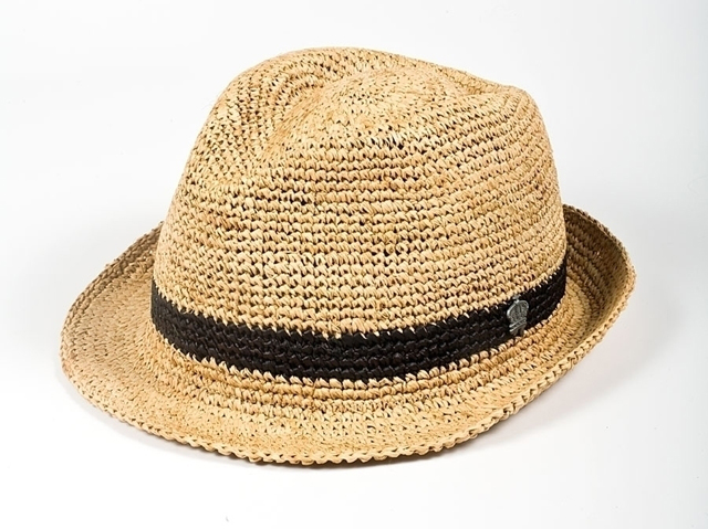 Straw Hats For Men Straw Fedora Hat For Men