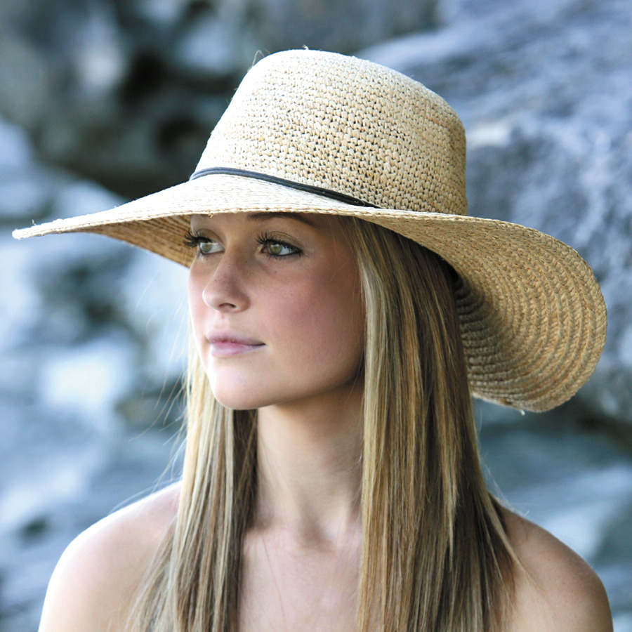 Straw sun hats tag hats for Womens fishing hat
