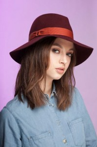 Summer Fedora Hats for Women