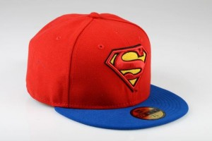 Superman Fitted Hat