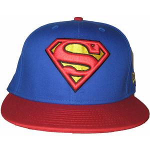 Superman Flat Bill Hat