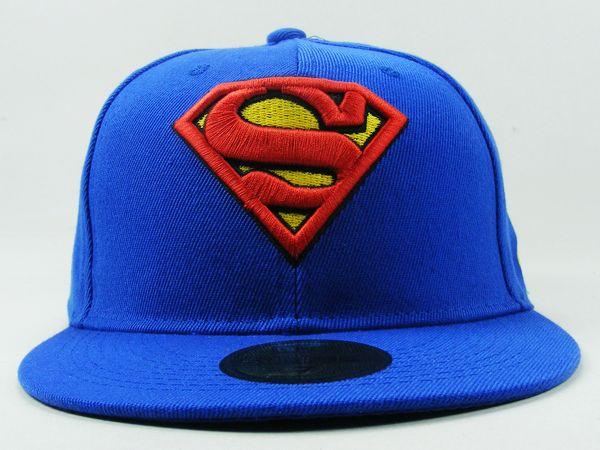 Superman Hats Image