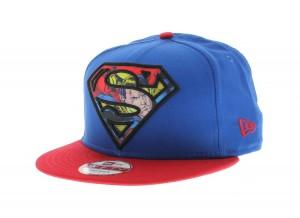 Superman Snapback Hat