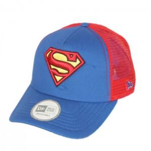 Superman Trucker Hat