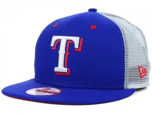 Texas Rangers Mesh Hat