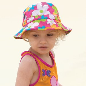 Toddler Girl Sun Hat