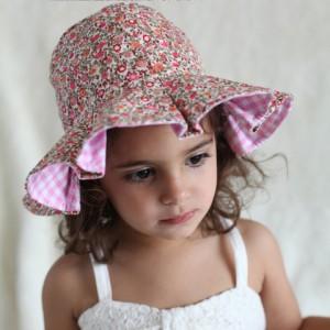 Toddler Girl Sun Hats