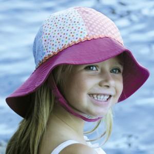 Toddler Straw Sun Hat