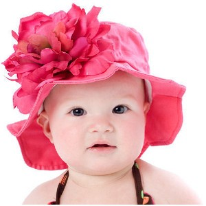 Toddler Sun Hat Image