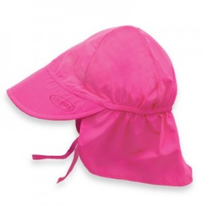 Toddler Sun Hat Neck Flap