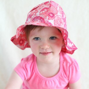 Toddler Sun Hat Picture