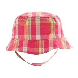 Toddler Sun Hat with Strap
