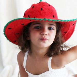 Toddler Sun Hats Image