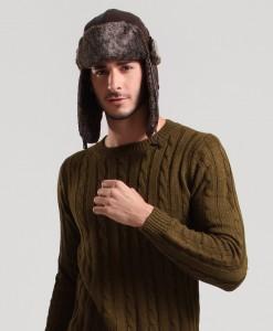 Trapper Hat Mens