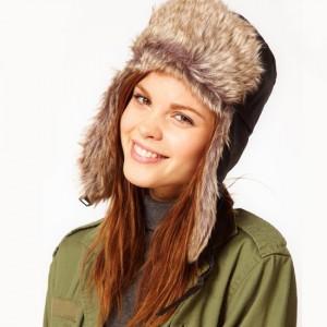 Trapper Hat Women