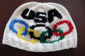 Usa Knit Hat