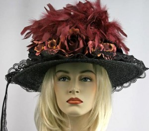 Victorian Hats Image