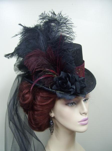 ladies victorian hats - photo #36