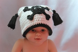 Viking Crochet Hat