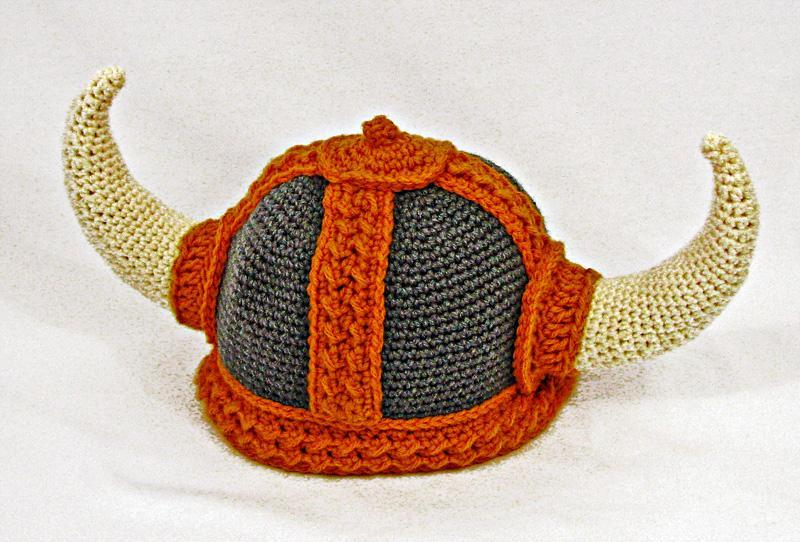 Knitting Patterns For Viking Hat : Viking Hats   Tag Hats