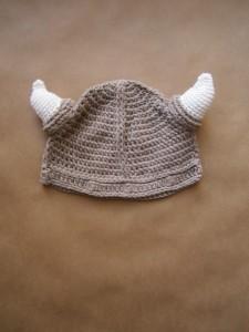 Viking Knit Hat