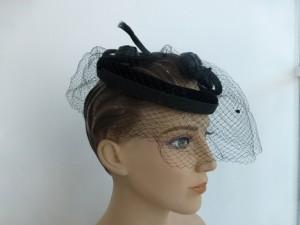 Vintage Fascinator Hats